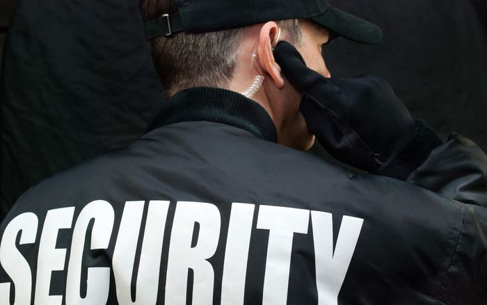 security guard training and companies
